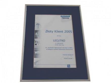 Nagrody dla firmy Legutko 2