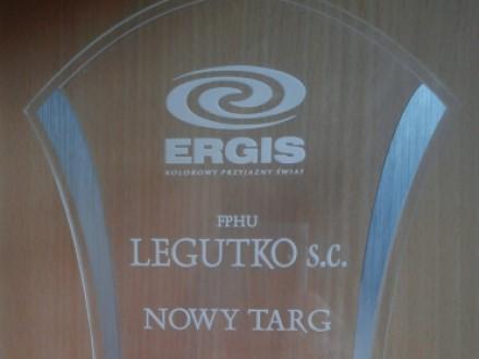 Nagrody dla firmy Legutko 3
