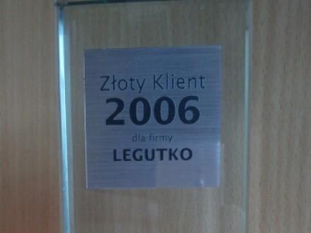Nagrody dla firmy Legutko 6