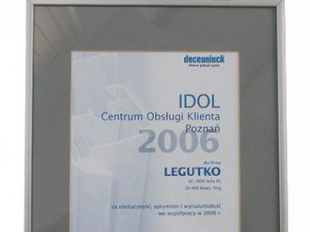 Nagrody dla firmy Legutko 8